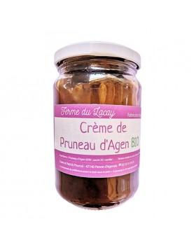 Crème de Pruneaux d'Agen BIO - 330g